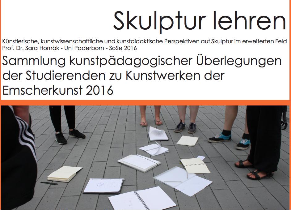 Sara Hornäk - Kunstvermittlung – Emscher Kunst