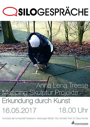 Sara Hornäk - Silogespräche am 16.05.2017 mit Anna Lena Treese
