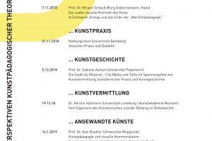 Sara Hornäk - Vortragsreihe: Kunstpädagogik und …